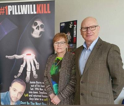 #1 pill will kill campaign image